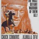 Geronimo (1962) - Chuck Connors  DVD
