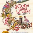 Gods Must Be Crazy (1980)  DVD