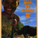 Gods Must Be Crazy 2 (1988)  DVD