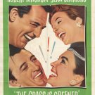 The Grass Is Greener (1961) - Cary Grant  DVD