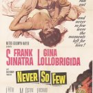 Never So Few (1959) - Frank Sinatra  DVD