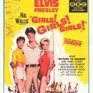 Girls ! Girls ! Girls ! (1962) - Elvis Presley  DVD