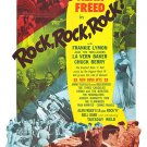 Rock, Rock, Rock (1956) - Alan Freed  DVD