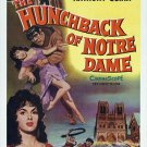 Hunchback Of Notre Dame (1957) - Anthony Quinn  DVD