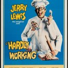 Hardly Working (1980) - Jerry Lewis  DVD