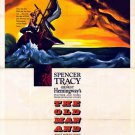 The Old Man And The Sea (1958) - Spencer Tracy  DVD