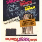 Dr. Jekyll And Sister Hyde (1971) - Ralph Bates  DVD