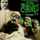 Plague Of The Zombies (1966) - Brook Williams  DVD