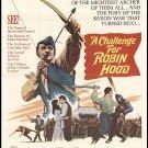 A Challenge For Robin Hood (1967) - Barrie Ingham  DVD