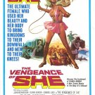 Vengeance Of She (1968) - Daniele Noel  DVD