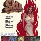 She (1968) - Christopher Lee DVD