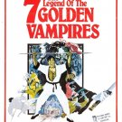 Legend Of The 7 Golden Vampires (1974) - Peter Cushing  DVD