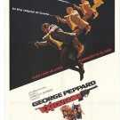The Executioner (1970) - George Peppard  DVD