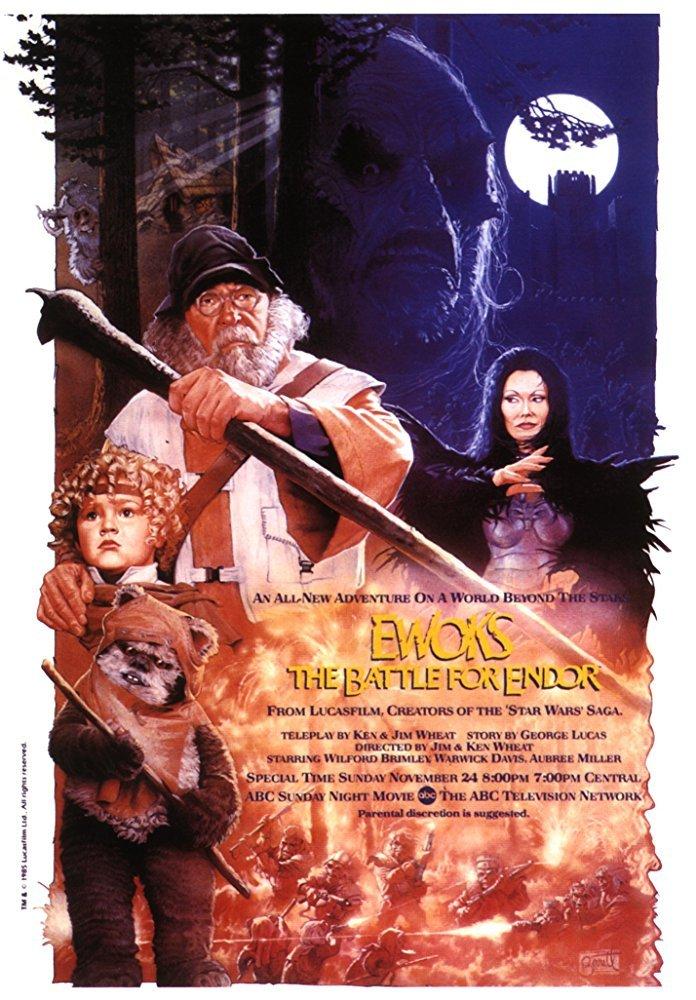 Ewoks : The Battle For Endor (1985) - Warwick Davis  DVD