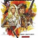 Shalako (1968) - Sean Connery   DVD