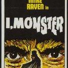 I, Monster (1971) - Christopher Lee  DVD