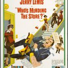 Who´s Minding The Store (1963) - Jerry Lewis  DVD