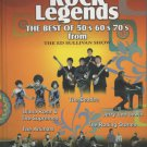 Ed Sullivan Show : Rock Legends - The Best Of The 50s, 60s, 70s  Volume. 1-5  (2 DVD Set)