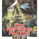 The Neptune Factor (1973) - Ernest Borgnine  DVD