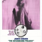The Internecine Project (1974) - James Coburn  DVD