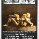 Carnal Knowledge (1971) - Ann-Margret  DVD