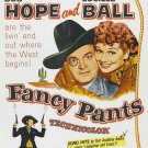 Fancy Pants (1950) - Bob Hope  DVD