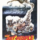 The Bat People (1974) - Stewart Moss  DVD
