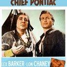 Battles Of Chief Pontiac (1952) - Lex Barker  DVD