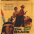 The Black Dakotas (1954) - Gary Merrill  DVD