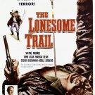 The Lonesome Trail (1955) - John Agar  DVD