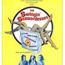 The Swinging Stewardesses (1971) - Ingrid Steeger  DVD