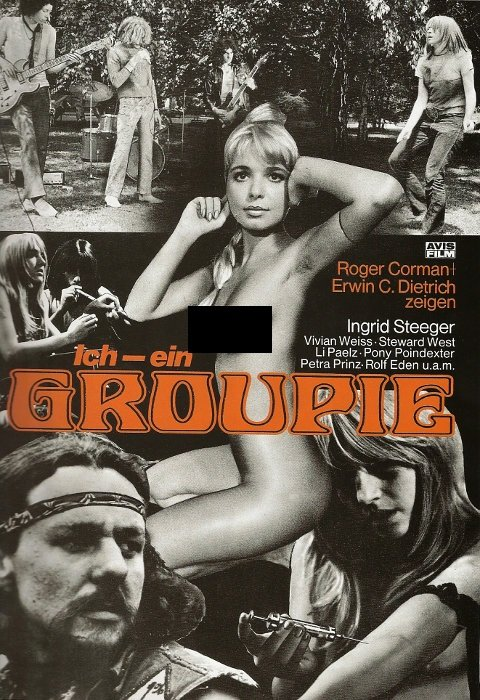 Higher And Higher (1970) - Ingrid Steeger  DVD