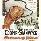 Blowing Wild (1953) - Gary Cooper  DVD