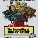 The Secret War Of Harry Frigg (1968) - Paul Newman  DVD