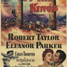 Valley Of The Kings (1954) - Robert Taylor  DVD
