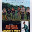 Hornet´s Nest (1970) - Rock Hudson  DVD