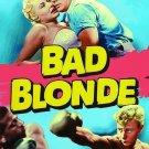 Bad Blonde (1953) - Barbara Payton  DVD