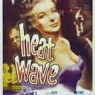 Heat Wave (1954) - Alex Nicol  DVD