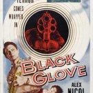 The Black Glove AKA Face The Music (1954) - Alex Nicol  DVD