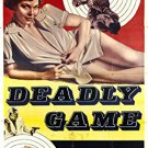 The Deadly Game AKA Third Party Risk (1954) - Lloyd Bridges  DVD