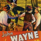 Lawless Frontier / Randy Rides Alone - John Wayne Double Feature DVD