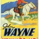 Westward Ho (1935) - John Wayne  DVD