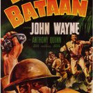 Back To Bataan (1945) - John Wayne  DVD