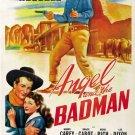 Angel And The Badman (1947) - John Wayne  DVD