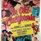 In Old California (1942) - John Wayne  DVD