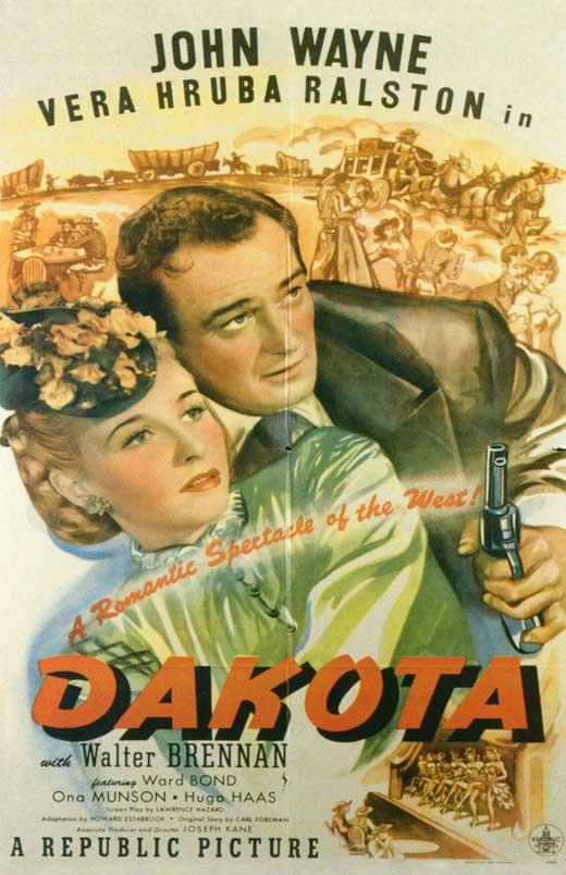 Dakota (1945) - John Wayne  DVD