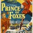 Prince Of Foxes (1949) - Tyrone Power  DVD