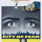 City Of Fear (1959) - Vince Edwards  DVD