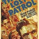 The Lost Patrol (1934) - Boris Karloff  DVD
