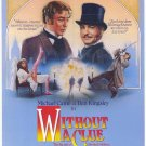 Without A Clue (1988) - Michael Caine  DVD